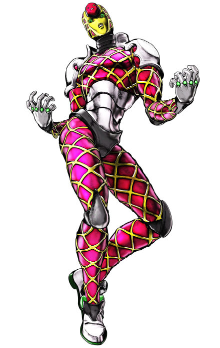 Death Battle Prelude: Dio vs  Diavolo by ChainGangOfOne on