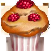Lampone Muffin