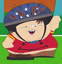 retarded cartman