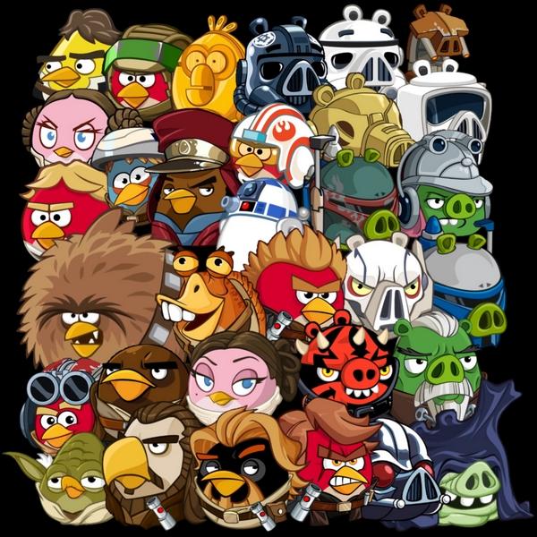 Star Wars II Powers - Angry Birds Wiki