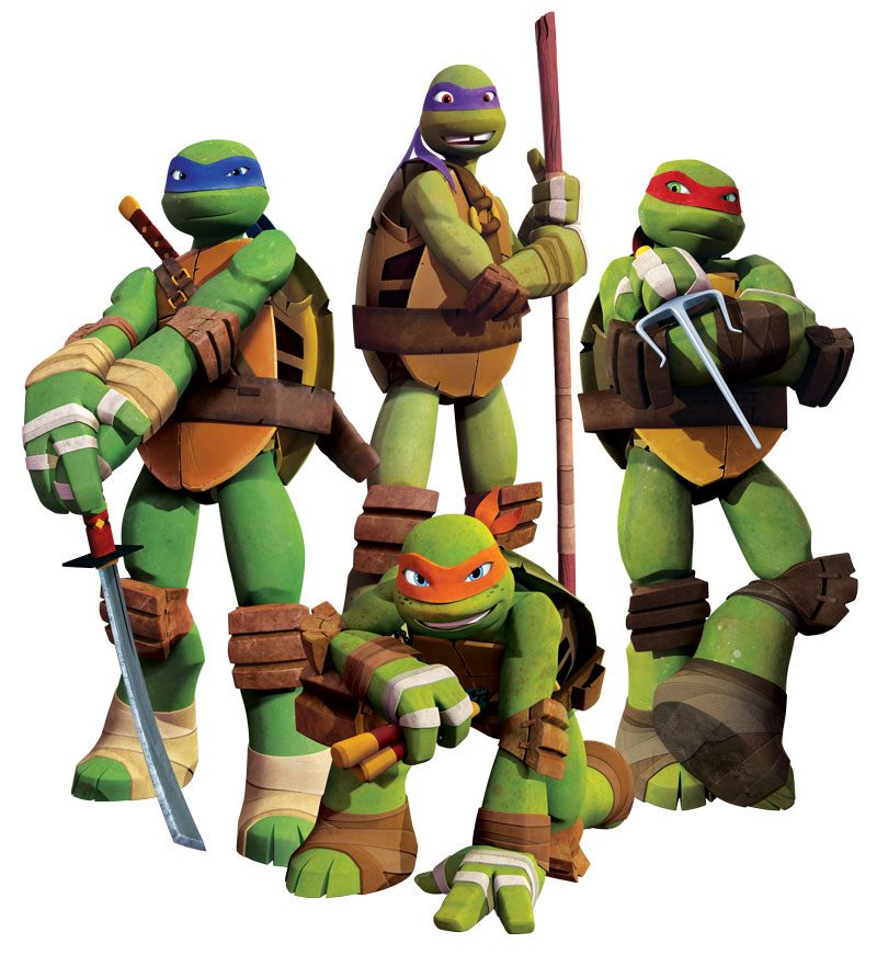 Tinocoblog As Tartarugas Ninja Como Representantes Dos Quatro Humores