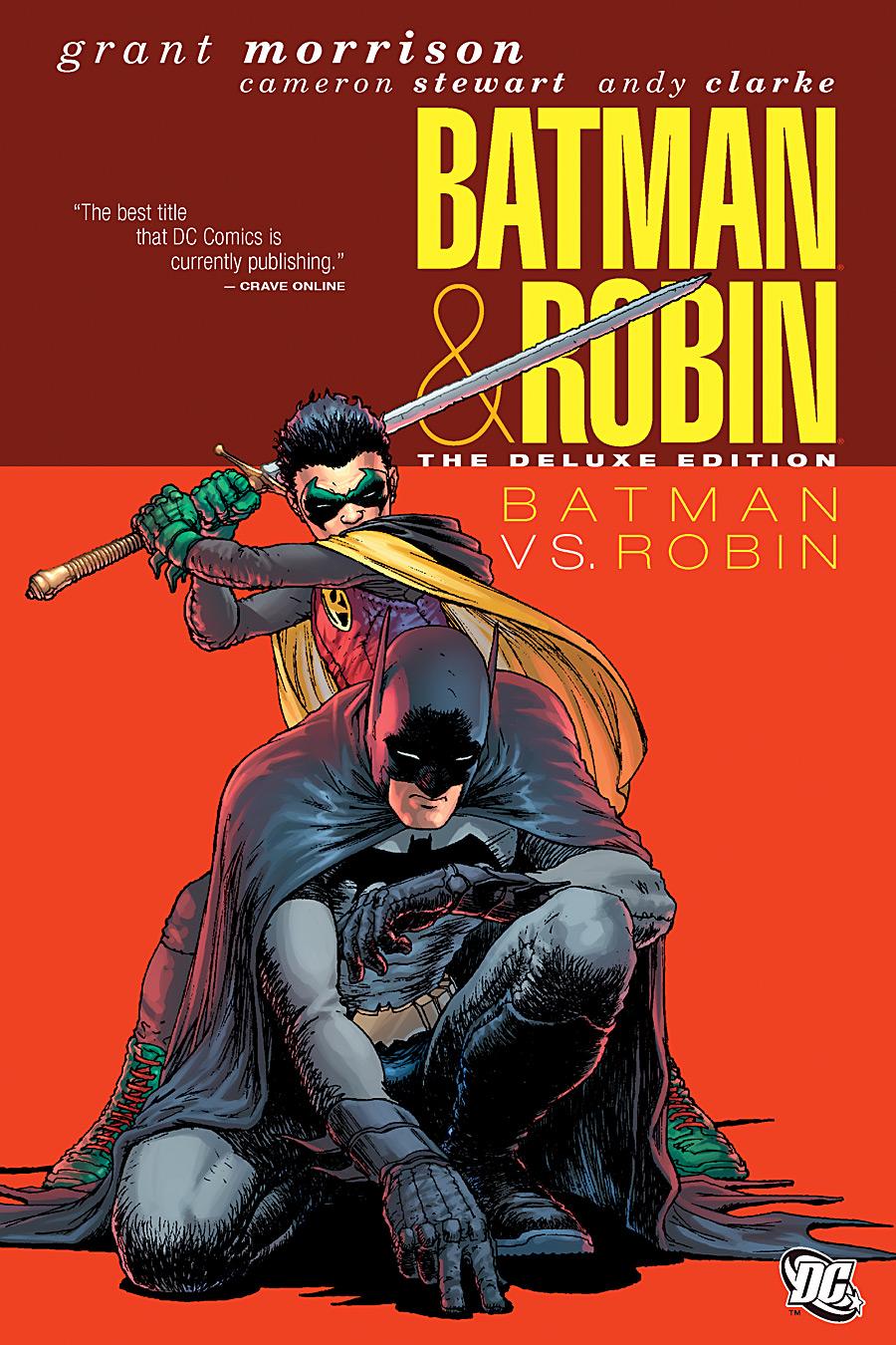 Batman and Robin: Batman vs. Robin (Collected) - DC Comics ...