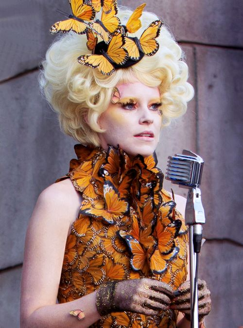 effie trinket blonde