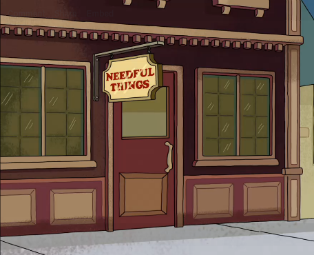 Needful Things - Rick and Morty Wiki