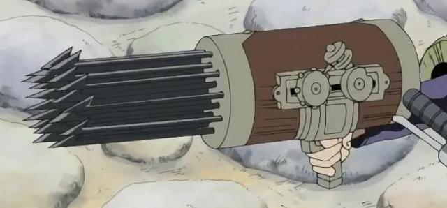 Imagen - Pistola de arpones de Duval.png - One Piece Wiki