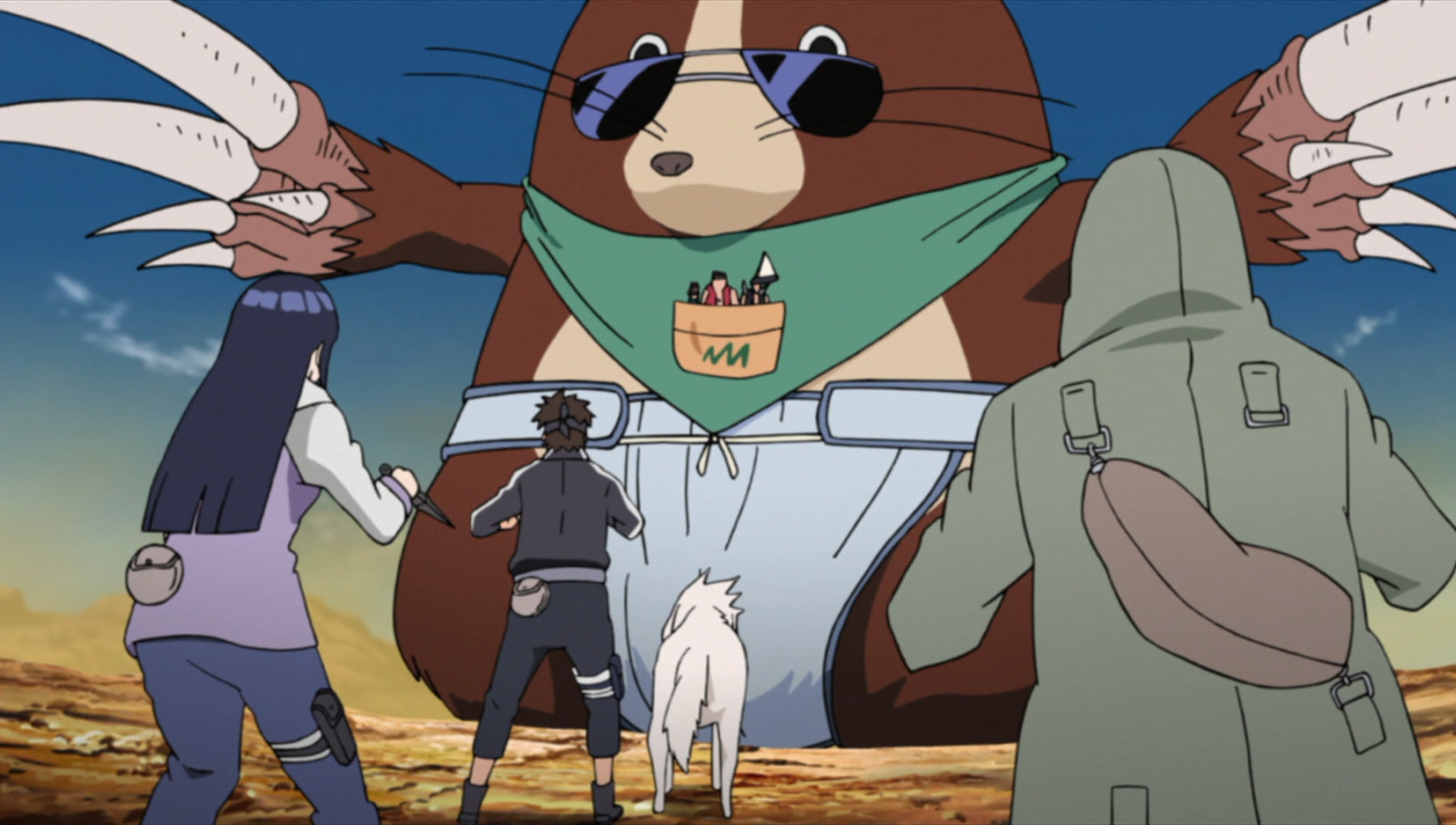 In Naruto's Footsteps: The Friends' Paths - Narutopedia ...